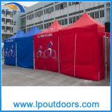 il baldacchino piegante esterno 10X10'schiocca in su la tenda per le promozioni