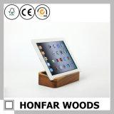 高品質のホワイトオークの木製の電話表のパソコンのホールダー
