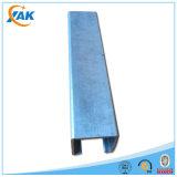 Tubo cuadrado de acero de la sección hueco estampada en frío y tubo rectangular para los materiales de construcción