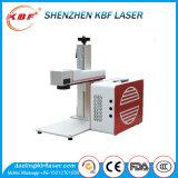 De promotie Machine van de Gravure van de Laser van het Metaal van de Vezel van de Prijs Draagbare