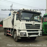F2000 Shacman 6X4のダンプトラック340HP Weichaiエンジン