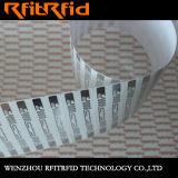 Wasser-Schneller RFID Aufkleber-Kennsatz UHF