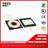 Bobina sin hilos estándar de carga sin hilos del cargador de la bobina A5 de la inductancia de Qi de la bobina de Tx