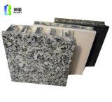 Aplicación compuesta del panel del panal de aluminio para el material de la pared de cortina