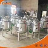 Acero inoxidable el tanque de mezcla químico de 304/316 reactores del equipo magnético del mezclador