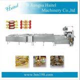 Máquina de envolvimento automática da torção do dobro do chocolate Htl-1000-S360