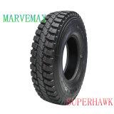 Marca de fábrica de Superhawk todo el neumático radial de acero del carro (7.00r16 7.50r16 8.25r16 11.00r20 12.00r20 205/85r16 11r22.5 315/80r22.5)