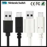 任天堂スイッチのためのCの充満ケーブルをタイプする1.2m 2m 3m USB a