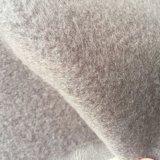 動きの椅子の部門別のソファーのための柔らかいポリエステルPUの革