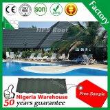 中国の金製造者の建築材料の石のコーティングの金属の屋根ふきシート