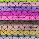Cuir de PVC de l'unité centrale 2017 estampé par modèle le plus neuf pour le sac à main de sac décoratif (W200)