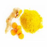Порошок выдержки имбиря Gingerol 1%~5% высокой очищенности водорастворимый для чая имбиря