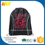 trouxa de nylon do Drawstring do esporte 420d