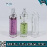 28ml de duidelijke Fles van het Glas met Spuitbus Crimpless voor Parfum