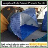 Barraca portátil automática de acampamento relativa à promoção chinesa da praia da impressão