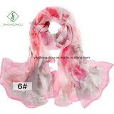 De hete Sjaal van de Manier van de Zijde van de Druk van de Stijl van de Sjaal van de Hoogste Kwaliteit van de Verkoop Nieuwste