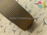 Faixa de nylon grossa do Webbing de Brown do lobo feita à correia militar