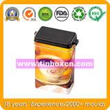 음식 급료, 커피 주석 상자를 가진 장방형 커피 콘테이너