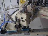 Máquina de coser de alta velocidad del Seis-Carril de cuatro agujas