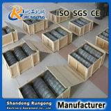 Bande de conveyeur plate de treillis métallique de câble d'acier inoxydable de constructeur de bande de conveyeur