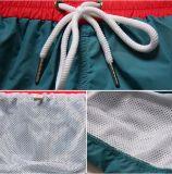 Vestiti pareggianti di Shorts di funzionamento caldo di Sportwear della spiaggia degli uomini di Dk0803 Neleus