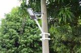 SL1-34 12W Waterproof IP65 para ao ar livre todo em uma luz solar do diodo emissor de luz da rua