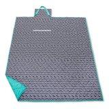 Edredón manta de coser de poliéster de 2 capas de picnic