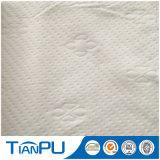 StTp23 100%Polyは泡のマットレスのためのマットレスファブリックを防水する