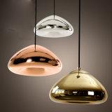 Het Hangen van de Decoratie van de Paddestoel van de Lamp van de Tegenhanger van het glas Modern BinnenLicht