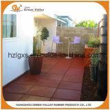 Самые лучшие плитки пола верхнего качества гибкости резиновый для тротуара сада