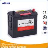 12V45ah 46b24r Bateria de automóvel Mf da carga molhada com recurso à prova de choque