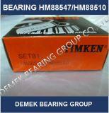 최신 인기 상품 Timken 인치 테이퍼 롤러 베어링 Hm88547/Hm88510 Set81