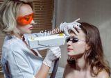 Tätowierung-Abbau, Weiß werden, Pigment-Abbau-Merkmal und Laser-Typ Q geschaltener Nd YAG Laser