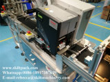 Máquina de etiquetas em linha automática da etiqueta da codificação para a caixa