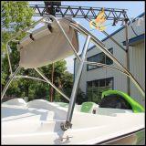 barco rápido da fibra de vidro do iate do lazer de 4.6m
