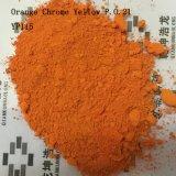 Plastik und Gummi verwendetes orange Chromeyellow