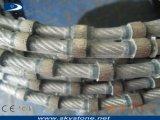 Los cables de diamante para el granito Bloque Dressing