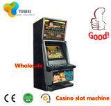 Gabinete da máquina de entalhe dos jogos video do casino do divertimento da arcada da moeda
