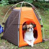 강아지 천막 애완 동물 야영지 천막 강아지 새끼 고양이 고양이 Esg10174를 위한 Foldable 개 침대 집