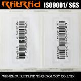 Lange Waaier 3m van de Streepjescode van de douane de Zelfklevende van Impinj Sticker van de Markering van het Broodje RFID van het m4/m5- Document