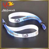 Wristband Eco дешевой изготовленный на заказ устранимой передачи тепла содружественный
