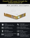Projetor esperto portátil do preço de fábrica mini, mini projetor Home do diodo emissor de luz para Smartphones