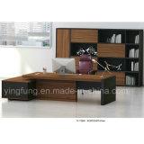 大型の角の家具の執行部表(YF-T2060)