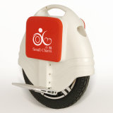 Radelektrische Unicycle-Roller des niedriger Preis-rundes Weiß-eins