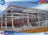 Almacén prefabricado de la estructura de acero de la casa