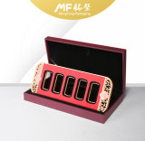 Red Cover Plastic Billet Coin Box