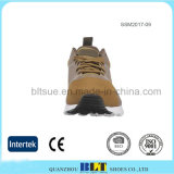 Chaussures sportives flexibles de maille de poids léger du sport des hommes