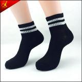 Mann-weiche Baumwollknöchel-Socke