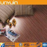 Planche auto-adhésive de vinyle de PVC de décoration à la maison