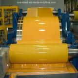 Het vooraf geverfte Galvalume Gegalvaniseerde Staal Coil/PPGI van het Staal Coils/PPGL/Prepainted